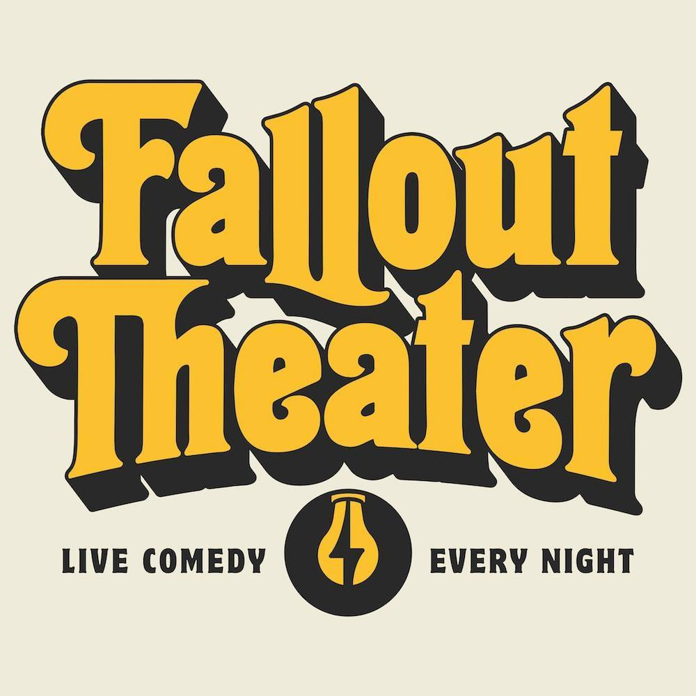 Fallout Theater logo