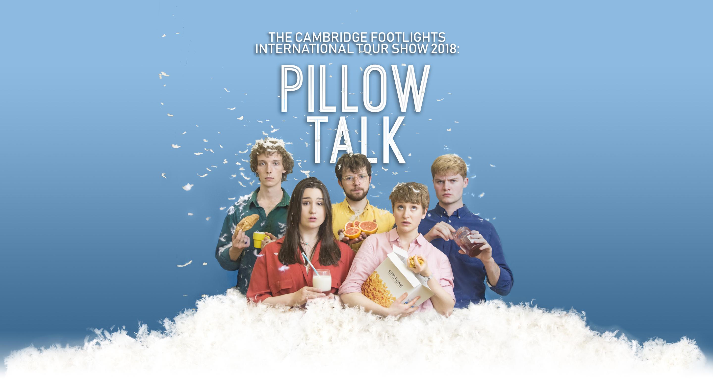 Cambridge Footlights Pillow Talk