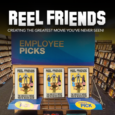 Reel Friends — Live comedy at Fallout Theater in Austin, TX