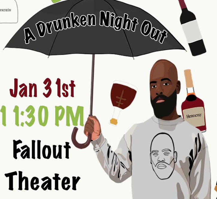 A Drunken Night Out Podcast: Live!